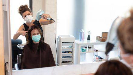 Der Besuch beim Friseur ist seit dieser Woche wieder möglich. (wag/spot)
