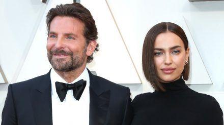 Bradley Cooper und Irina Shayk 2019 auf dem roten Teppich (mia/spot)