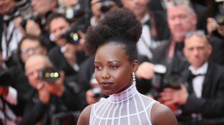 """Lupita Nyong'o freut sich auf die Dreharbeiten zu """"Black Panther 2"""". (wag/spot)"""