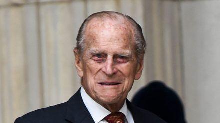Prinz Philip liegt seit über zwei Wochen im Krankenhaus (hub/spot)