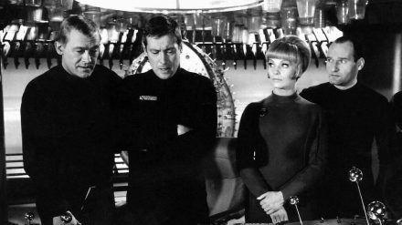 """""""Raumpatrouille Orion"""" wurde erstmals in den 1960er Jahren ausgestrahlt (wue/spot)"""