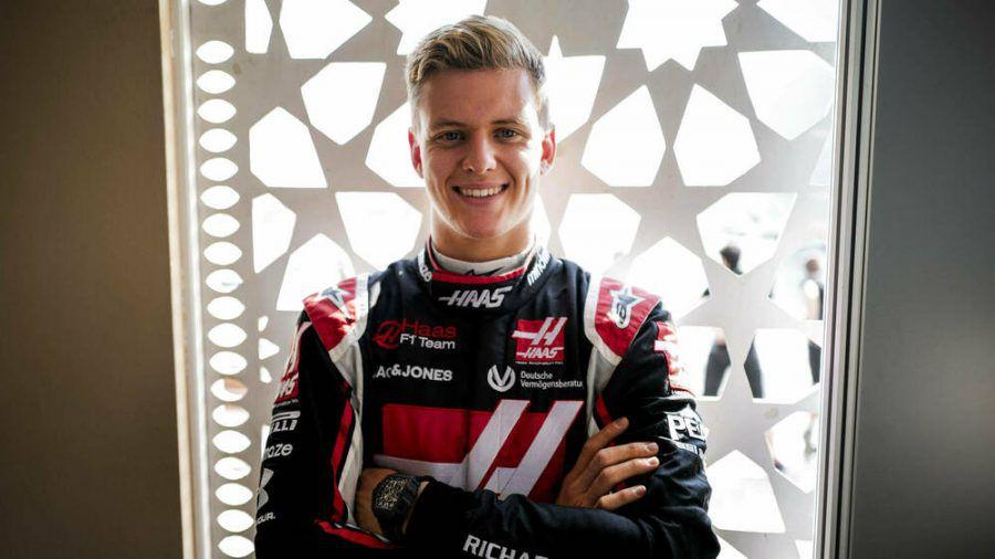 Mick Schumacher fährt in der Formel 1 für den Rennstall Haas. (wue/spot)