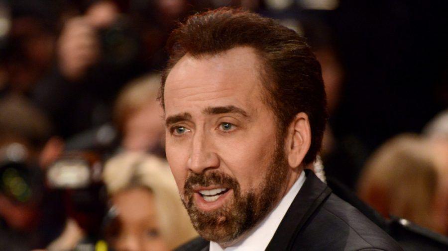 Seit Mitte Februar ist Nicolas Cage wieder unter der Haube (stk/spot)