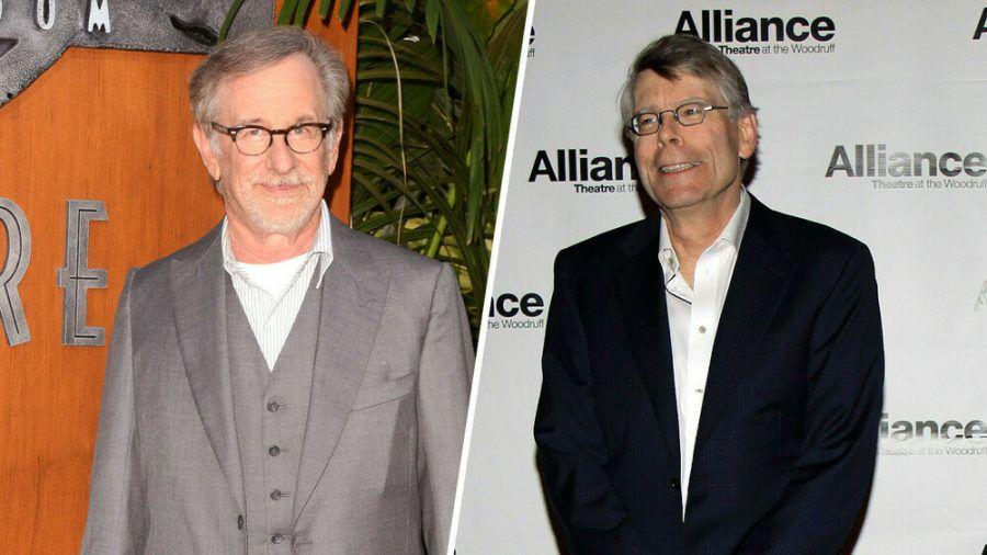 Der Regisseur und der Romanautor: Steven Spielberg (li.) und Stephen King. (stk/spot)
