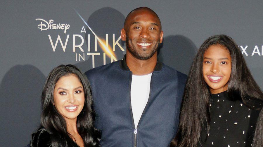Vanessa und Kobe Bryants Tochter Natalia (re.) hatte ihr erstes Fotoshooting. (ncz/spot)