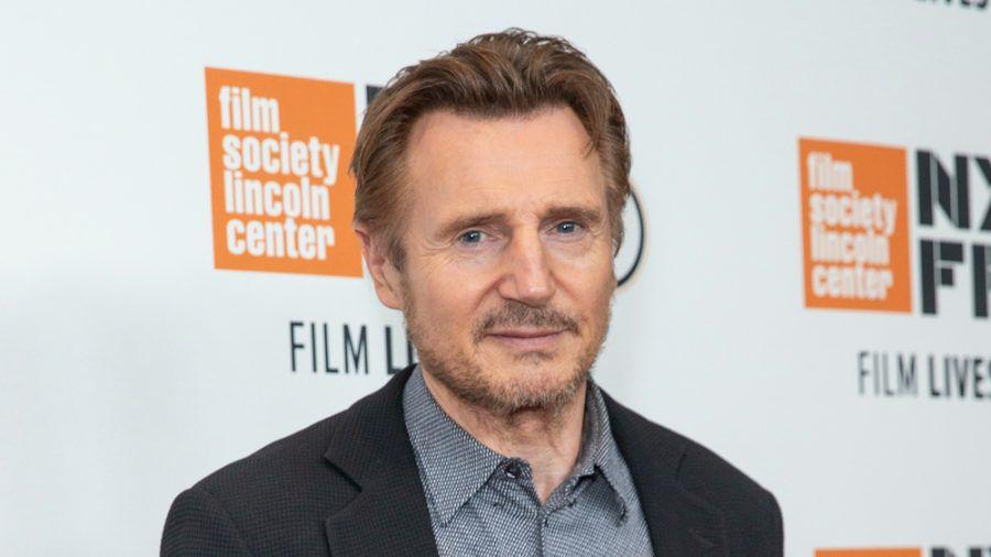 Liam Neeson machte Kinogängern in New York eine besondere Freude. (stk/spot)