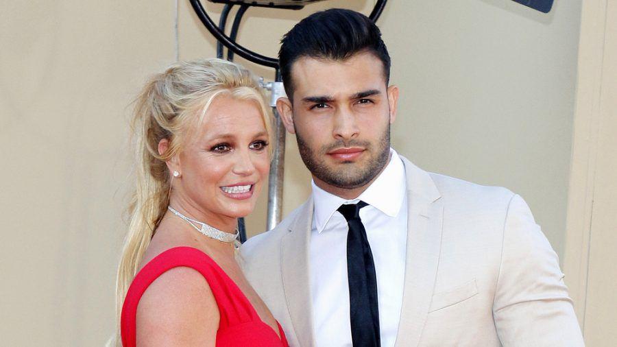 Sind Britney Spears und Sam Asghari bereit für den nächsten Schritt? (cos/spot)