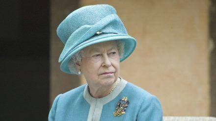 """Queen Elizabeth II. wird vermutlich am nächsten Morgen über das """"Megxit""""-Interview unterrichtet. (cos/spot)"""