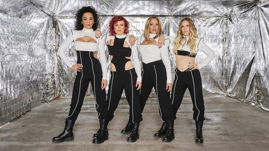 Nadja Benaissa, Lucy Diakovska, Jessica Wahls und Sandy Mölling (v.l.) veröffentlichen im Juni ihr neues Album. (tae/spot)