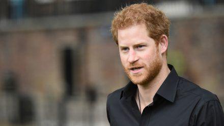 Prinz Harry erzählte offen über den Bruch mit seiner Familie. (dr/spot)