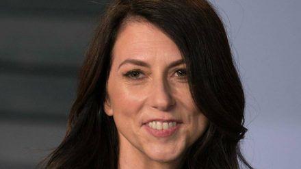 MacKenzie Scott ist eine der reichsten Frauen der Welt. (dr/spot)
