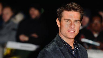 Tom Cruise stand in London für Dreharbeiten vor der Kamera. (dr/spot)