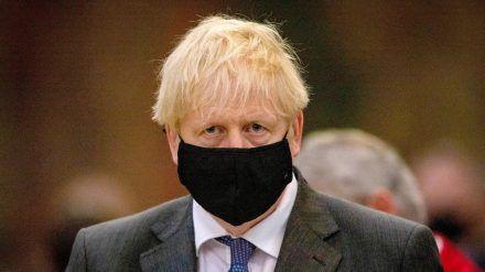 Boris Johnson möchte zum Interview von Prinz Harry und Herzogin Meghan keinen Kommentar abgeben (mia/spot)