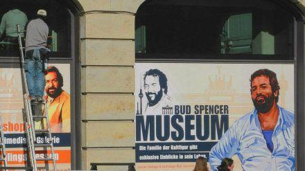 In Berlin eröffnet im Frühsommer ein Museum über Filmstar Bud Spencer. (hub/spot)