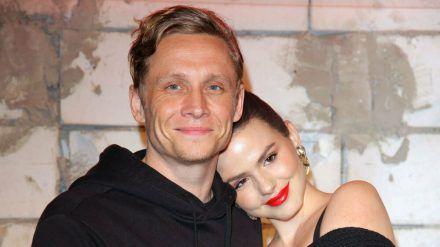 Matthias Schweighöfer und Ruby O. Fee sind seit 2019 ein Paar. (ili/spot)