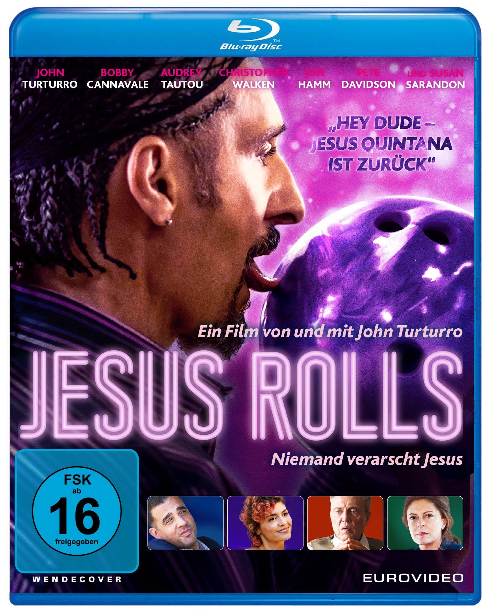 """Verlosung """"Jesus rolls"""": Drei Deppen gehen auf Verbrecherjagd"""
