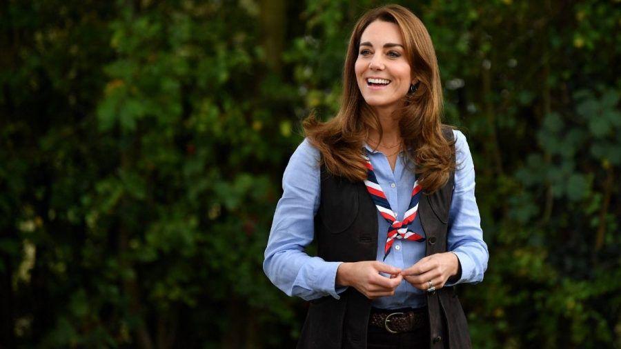 Kate Middleton Geheimnis für schöne Locken