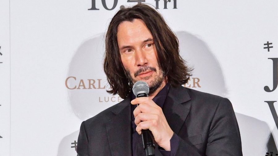 Video: Keanu Reeves verfilmt seinen eigenen Comic