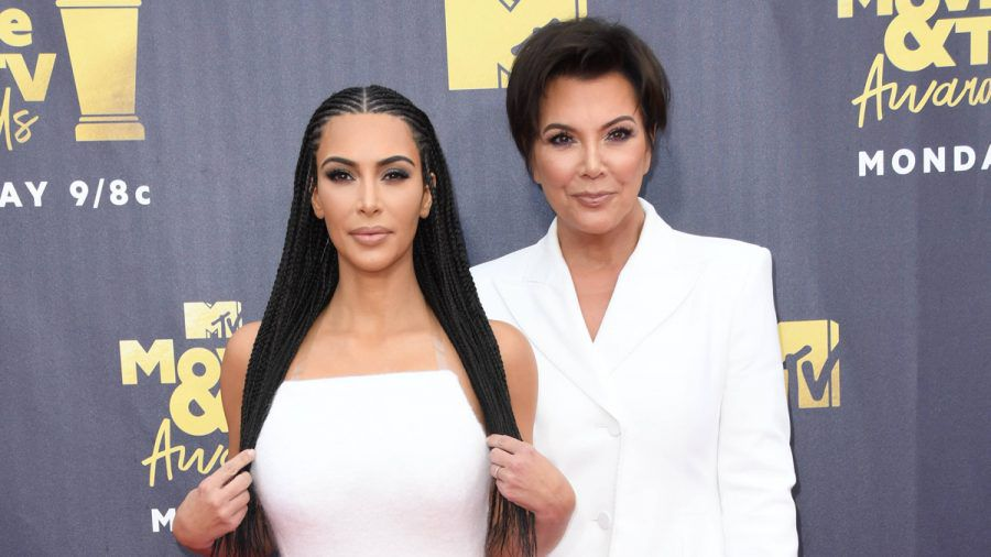 Kim Kardashian hat trotz Trennung ganz viel Energie