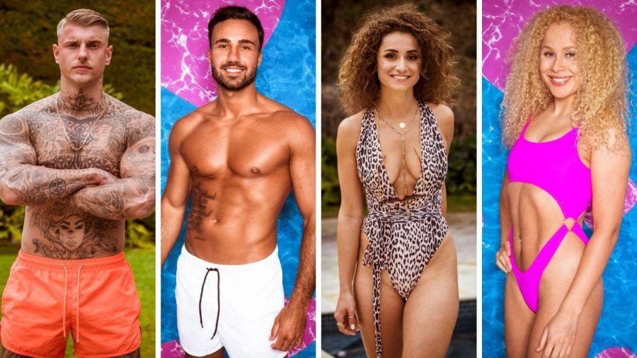 """""""Love Island"""": Das sind die vier neuen Islander"""