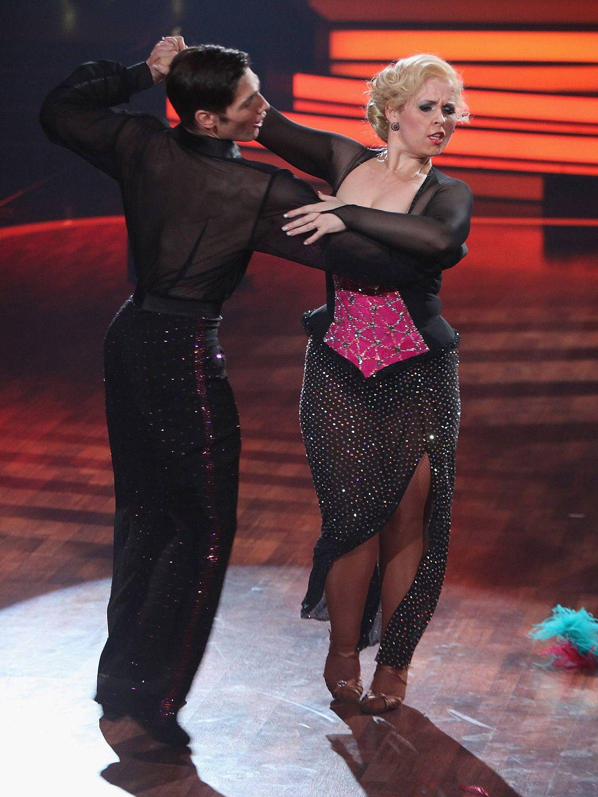 """Maite Kelly kehrt zehn Jahre später zu """"Lets Dance"""" zurück"""