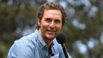 Matthew McConaughey schläft trotz Millionenvilla im Wohnwagen