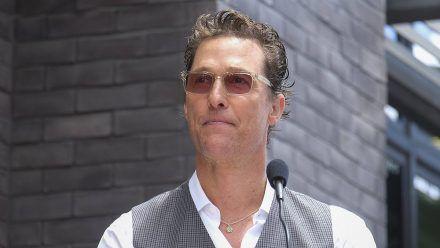 Wird Matthew McConaughey neuer Gouverneur von Texas?
