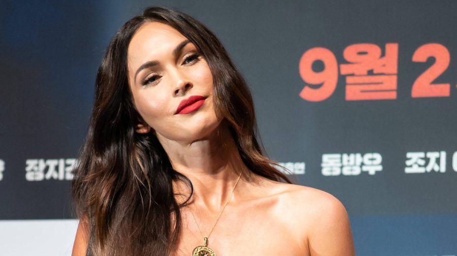 Megan Fox: Die Liebe zu dem kunstblonden Riesen ist wohl echt