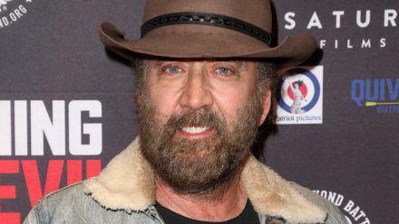 Nicolas Cage hat zum fünften Mal geheiratet