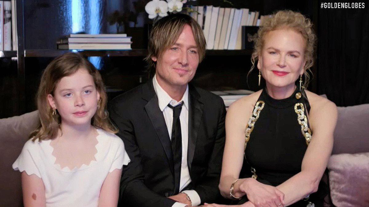 Nicole Kidman kommt nicht zu den Globes, glänzt aber in diesem Kleid!