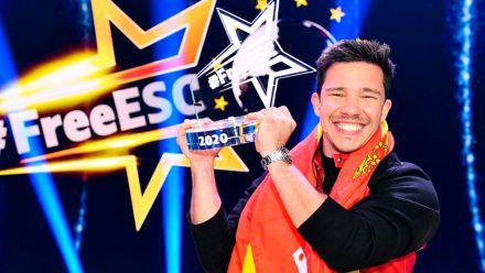 Stefan Raab holt Nico Santos für seine Musikshow #FreeESC