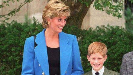 "Royal-Experte: Prinzessin Diana wäre ""stolz"" auf Prinz Harry"