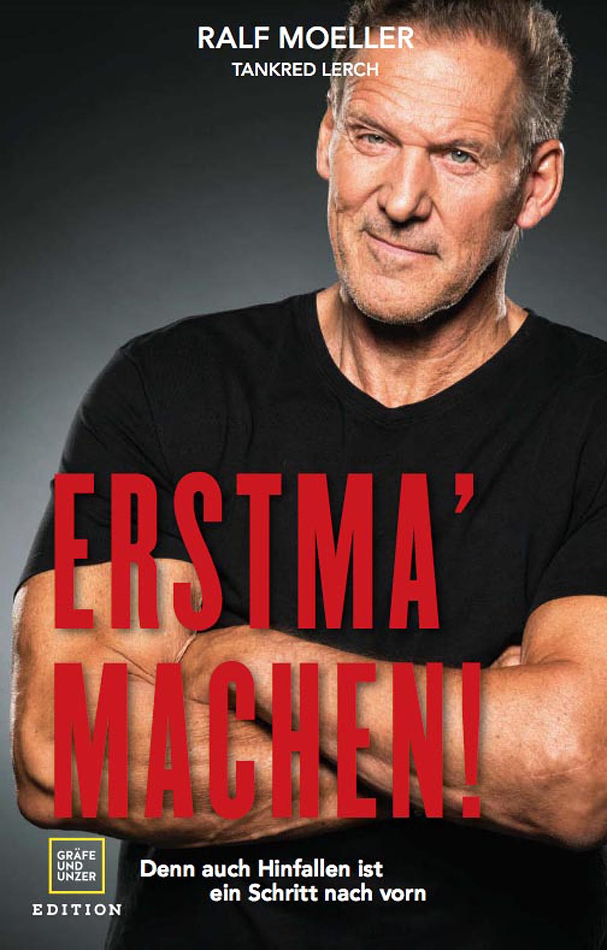 """""""Erstma' machen"""": Ralf Moeller hat ein Buch geschrieben"""