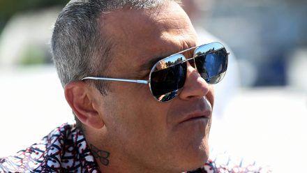 Robbie Williams klärt über seine zwei Identitäten auf