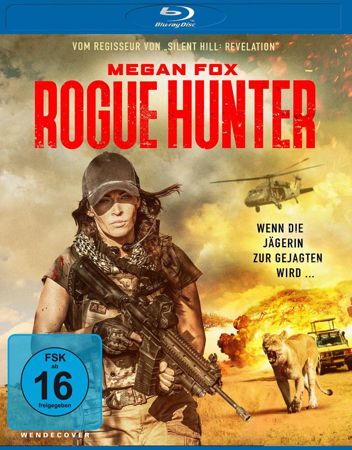"Verlosung ""Rogue Hunter"": Megan Fox greift durch"