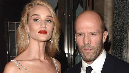 Eigensinniges Traumpaar: Rosie Huntington-Whiteley und Jason Statham