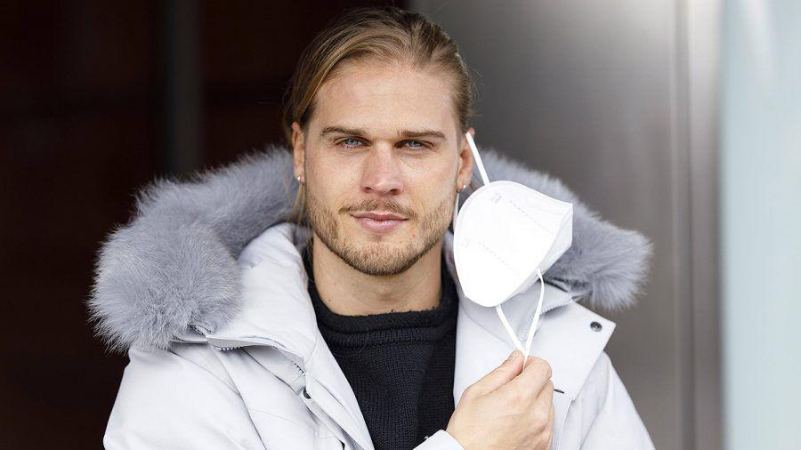 Rúrik Gíslason hat mit seiner Mutter noch die Beerdigung geplant