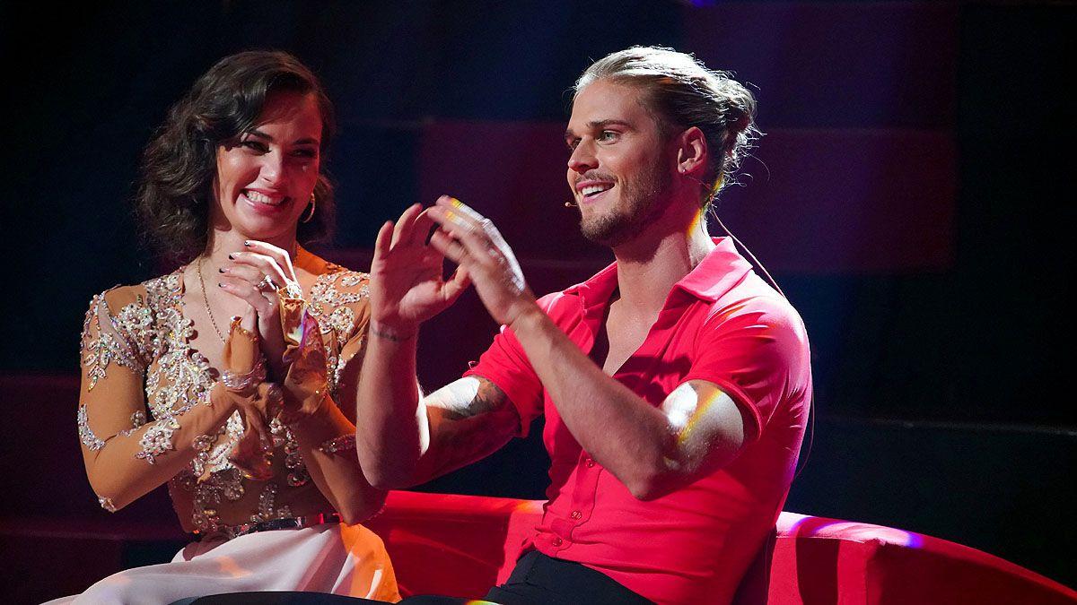 Rúrik Gíslason: Alles über seine Tanzpartnerin Renata Lusin