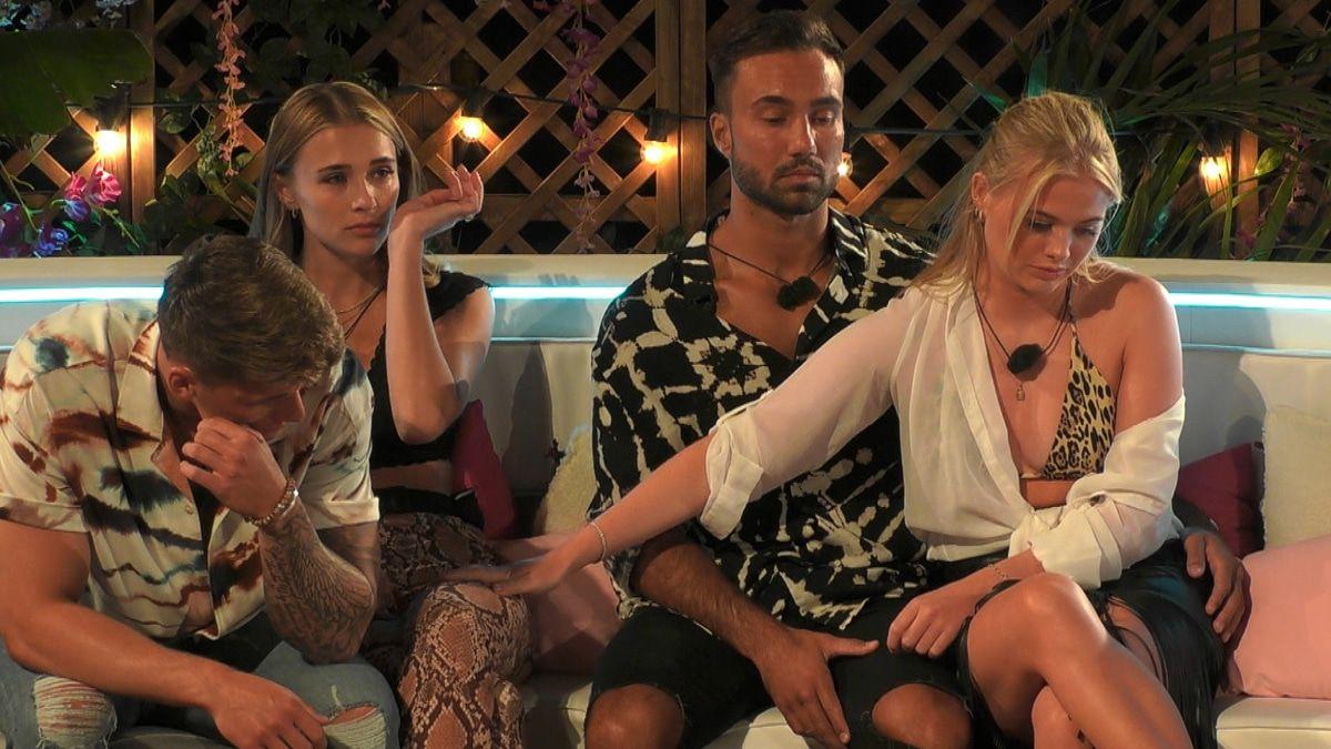 """""""Love Island"""": Das Halbfinale überrascht mit Massen-Auszug"""
