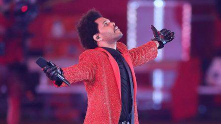 The Weeknd mit Rekord: Mit diesem Song ein Jahr in den Charts