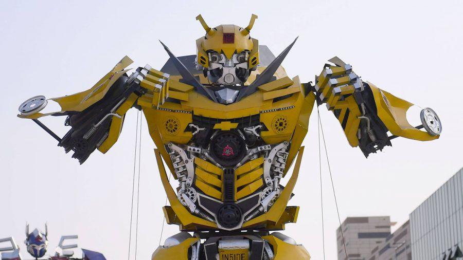 """Der hier steigt beim neuen """"Transformers""""-Film ein"""