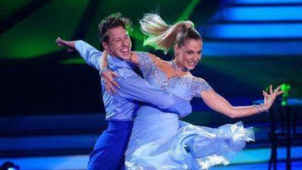 """Let's Dance"": Valentina Pahde und Rúrik Gíslason räumen ab"