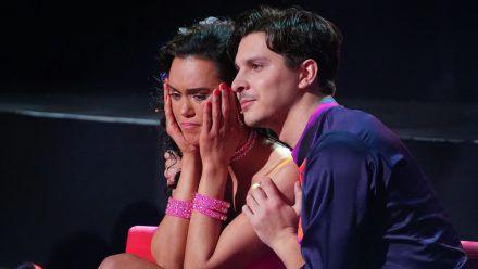 Vanessa Neigert und Alexandru Ionel