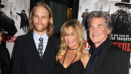 """Goldie Hawn und Kurt Russell sind """"Gogo und Gogi"""""""