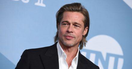 Brad Pitt wird bei der Trophäenvergabe helfen.