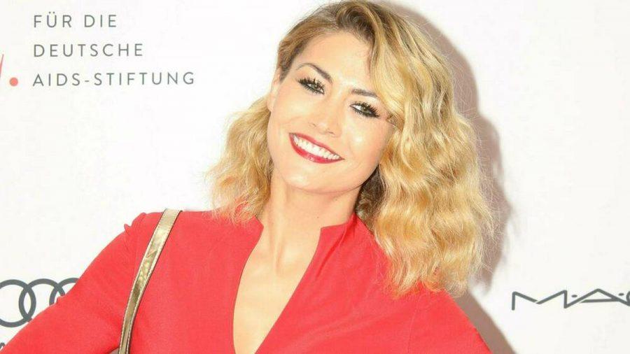 Fiona Erdmann bei einem Auftritt in Berlin (hub/spot)