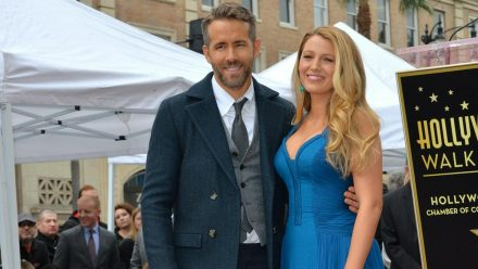 Ryan Reynolds und Blake Lively haben drei gemeinsame Töchter. (jom/spot)