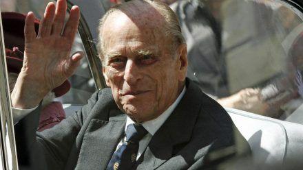 Prinz Philip ist am vergangenen Freitag verstorben. (jom/spot)