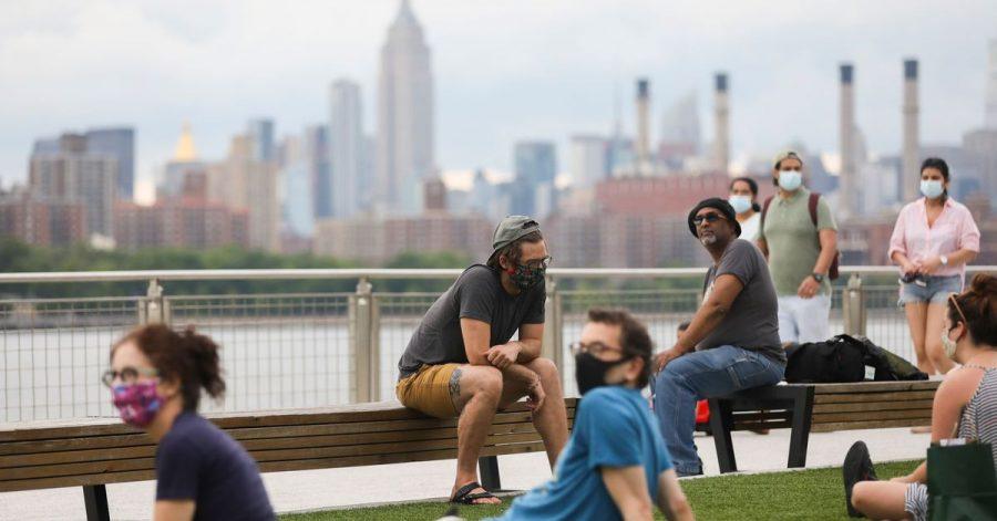 Immer mehr New Yorker werden geimpft - eine Metropole träumt von der Rückkehr ins pralle Leben, die Künstler von ihrem Publikum.