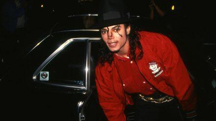 Michael Jackson in den Neunzigern (mia/spot)